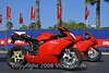 Ducati Superbike Concorso 2008 Round One - Daytona : 2008 Ducati Superbike Concorso. In 2008, each round is a stand alone shootout. With new rules, new classes and more prizes, this year each of 5 rounds produces a winner of a trip for two to Italy. It's a Ducatisti trip of a lifetime to the Milan motorcycle show and the Ducati factory and with prizes this good they came from far and wide, Maine, Kansas City, Colorado, all for a shot at the trip and prizes. Join us for this years challenge. Photos by Vicki Smith and Steve Leukenech. Story by Vicki Smith